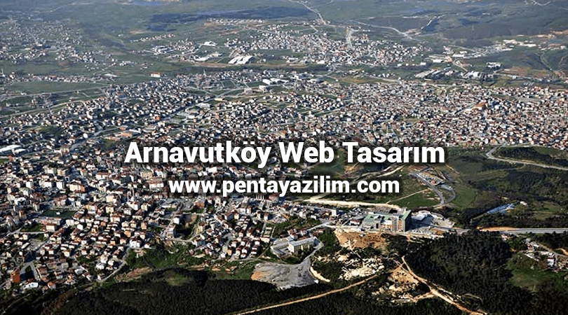 Web Tasarım Arnavutköy