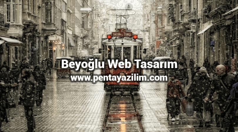 Web Tasarım Beyoğlu