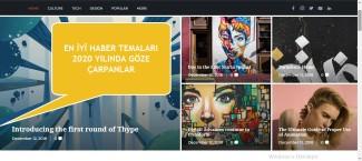 En İyi Wordpress Haber Temaları 2020 Yılının En İyileri