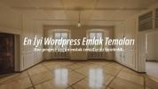 Wordpress Emlak Temaları