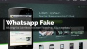 Whatsapp Sahte Mesaj Gönderme (Fake  Mesaj)