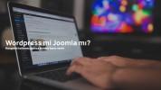Wordpress mi Joomla mı? Hangisi daha iyidir? İşte özellikleri