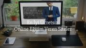 En İyi Ücretsiz Online Eğitim Veren Siteler